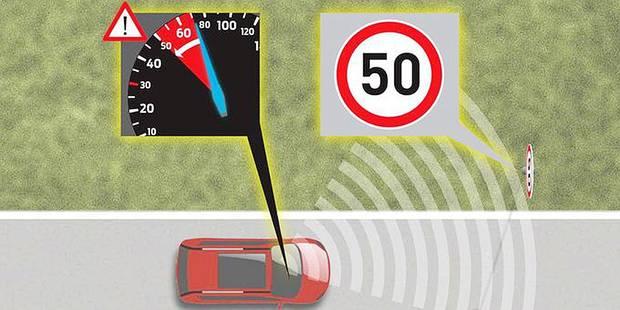Fini les amendes avec les voitures anti-flash - La DH
