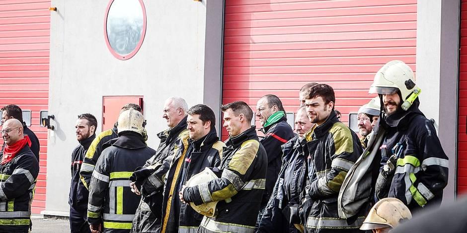 Pas de pompiers pour les guêpes à Mons - La DH