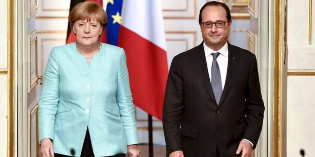 """""""Pour"""" ou """"contre"""" un Grexit? Voici la position des pays de la zone euro (INFOGRAPHIE) - La DH"""