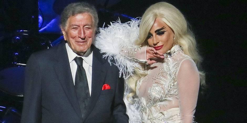 Lady Gaga and Tony Bennett kick off Cheek to Cheek Tour