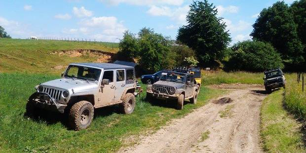 Non aux rallyes dans les bois de Chaumont-Gistoux! - La DH