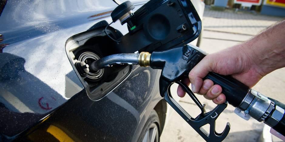 Le prix de l'essence en baisse vendredi