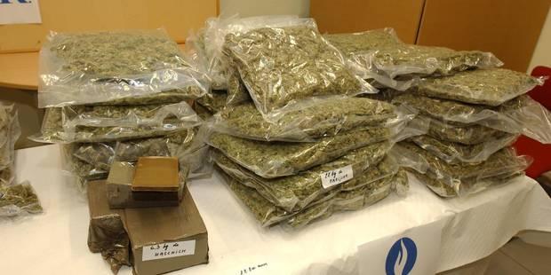 Trafic de drogue à Seraing?: 4 arrestations - La DH