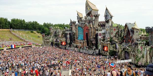 À Tomorrowland, les beats sont aussi à déguster (PHOTOS ET VIDEOS) - DH.be