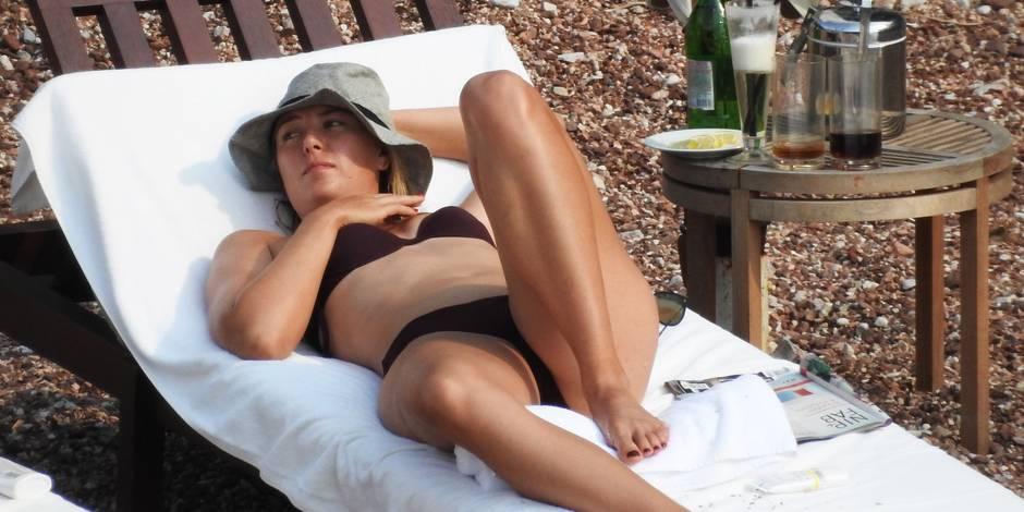 Maria Sharapova est célibataire !