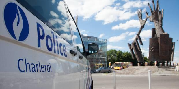 Charleroi: deux jeunes de 16 ans crashent une voiture volée après une course-poursuite - La DH