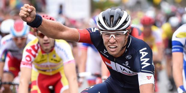 Tour de Wallonie: Jonas Van Genechten enlève au sprint la 4e étape (VIDEO) - La DH