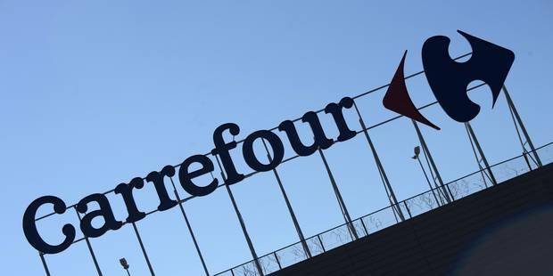 Des magasins Carrefour pris pour cible par des agriculteurs - La DH