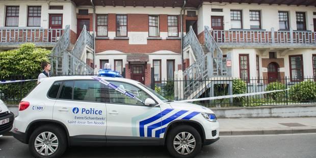 Schaerbeek : il poignarde deux enfants et les jette par la fenêtre (VIDÉO) - La DH