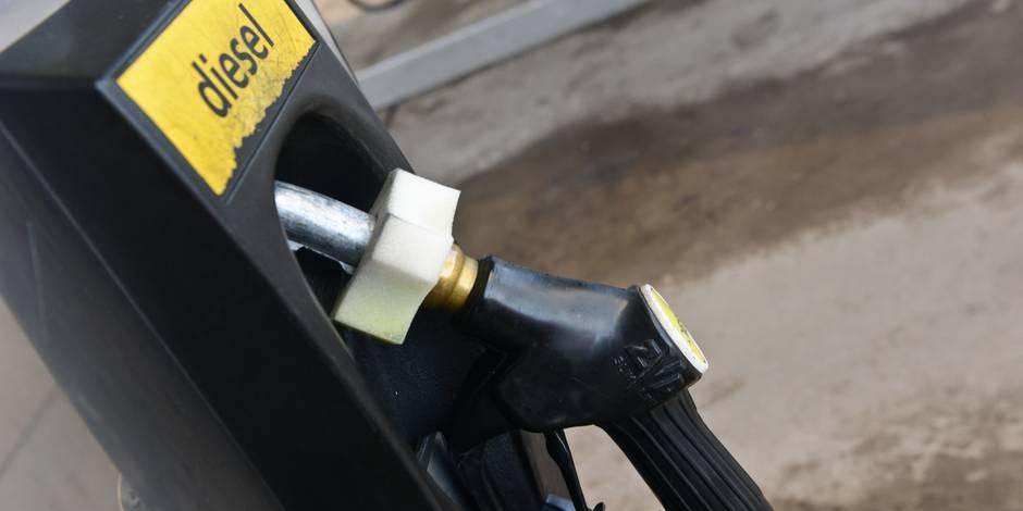 Le diesel moins cher dès ce mercredi