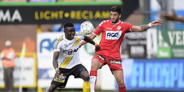 A dix dès la 29e, Courtrai a tenu le coup face à Lokeren (0-0) - La DH