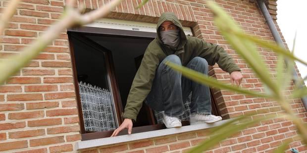 Violent home-jacking à Mouscron - La DH