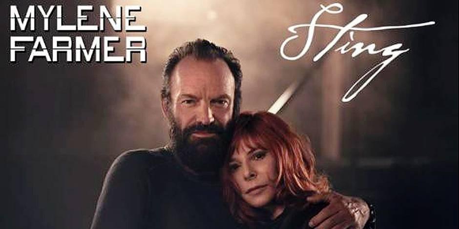 Mylène Farmer en duo avec Sting