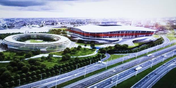 Stade national: début des travaux le 14 mars 2016 - La DH