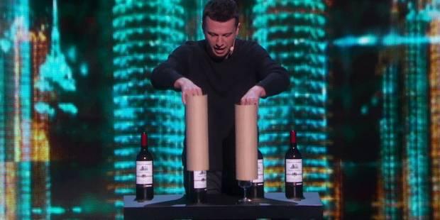 L'incroyable tour de magie avec des bouteilles de vin: découvrez le truc ! - La DH