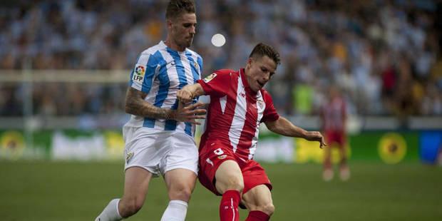 Liga: Malaga et Séville dos à dos en ouverture - La DH