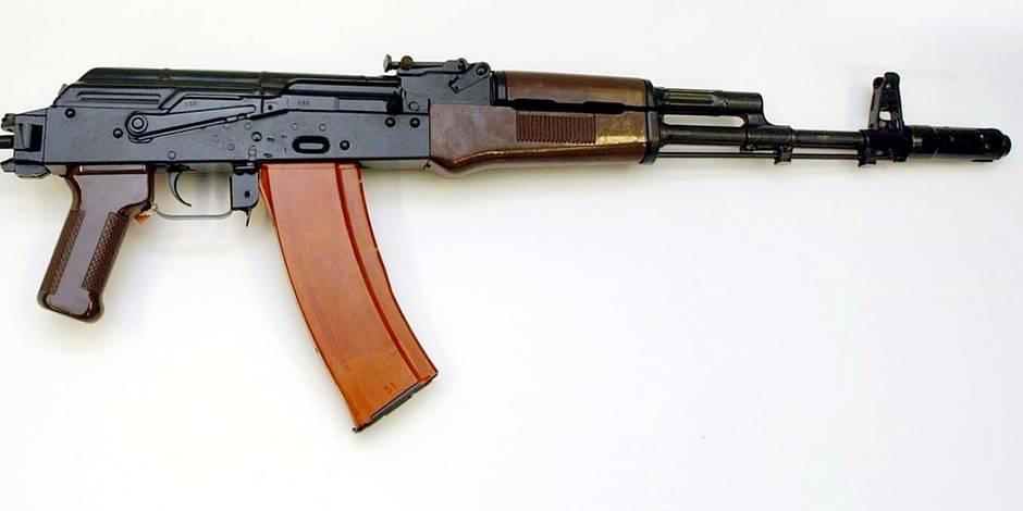 Presque autant d'armes illégales saisies en Belgique qu'en France - La DH