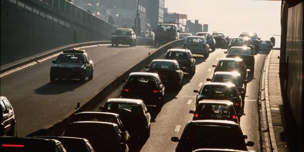 Bruxelles: les automobilistes redoutent la rentrée - La DH