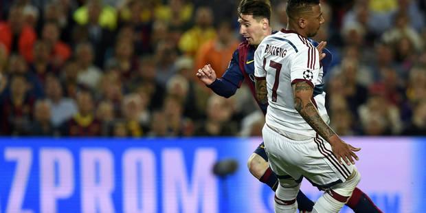 UEFA: le but le plus marquant pour Messi, De Bruyne 7ème - La DH