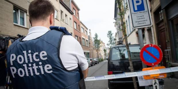 Les policiers bruxellois ne veulent pas régler la circulation sans armes - La DH