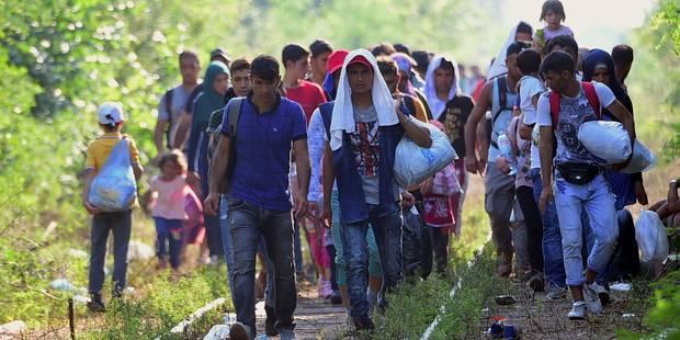 72% des Belges estiment que les demandeurs d'asile ne sont pas une plus-value pour l'économie - La DH