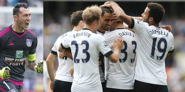 Europa League: Tottenham et Monaco pour Anderlecht, Naples avec Bruges ! - La DH