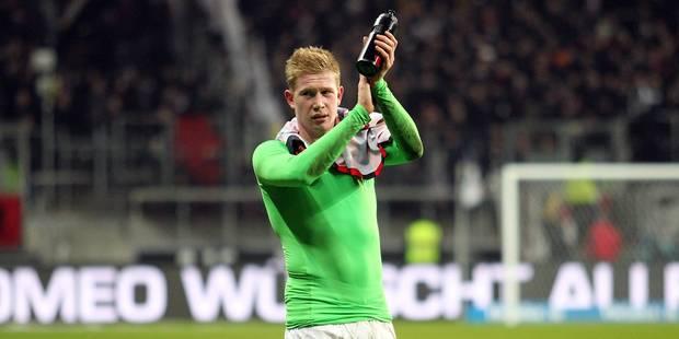 Journal du mercato (28/08): Wolfsburg confirme (enfin) le départ de De Bruyne - La DH