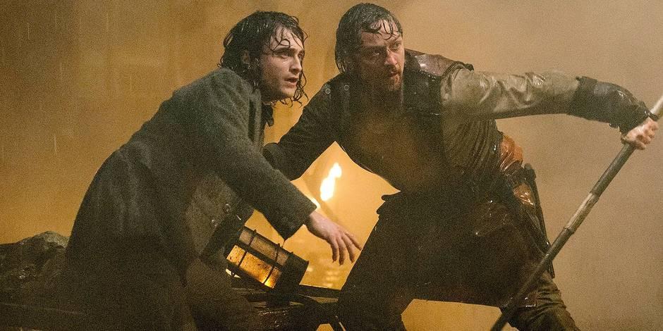 """Radcliffe: """"J'aime l'aspect physique de mon travail"""" - La DH"""