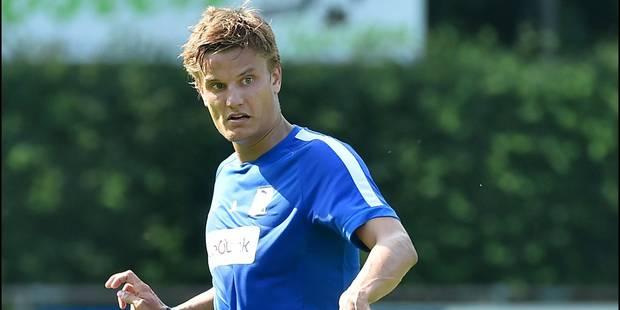 Jelle Vossen file au Club de Bruges - La DH