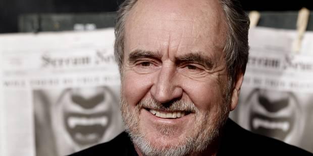 """Wes Craven, le réalisateur de la saga """"Scream"""", est décédé - La DH"""