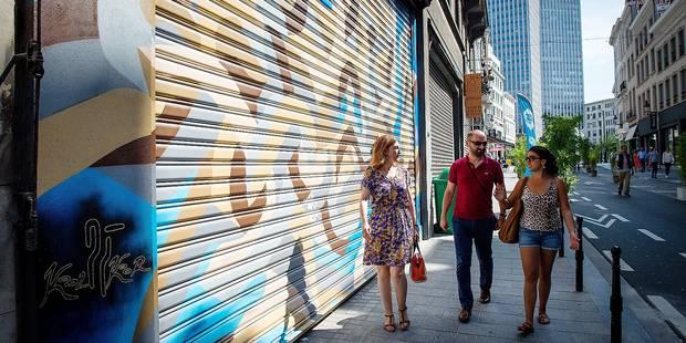 La rue commerçante de Namur se donne un nouveau souffle - La DH