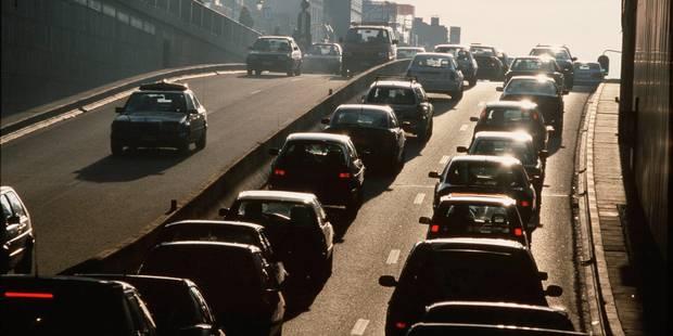 Circulation très difficile dans Bruxelles - La DH