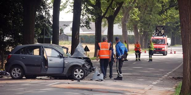 Brabant wallon: moins de blessés sur les routes - La DH