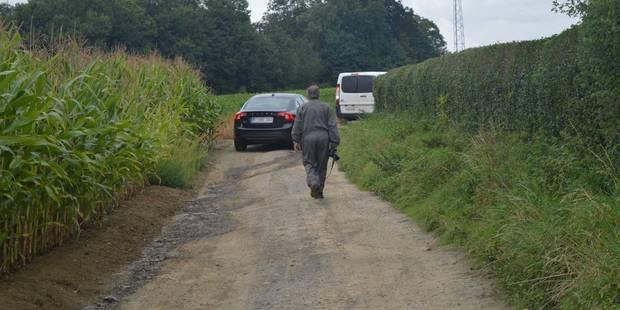 Un homme retrouvé mort brûlé à Tubize: c'est un crime - La DH
