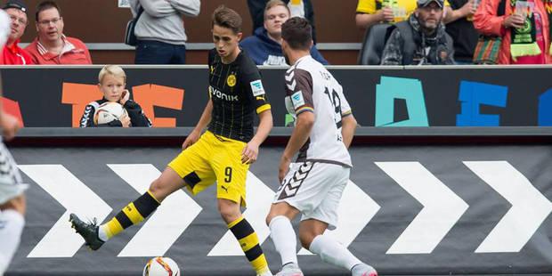 Januzaj déjà buteur avec le Borussia Dortmund (VIDEO) - La DH