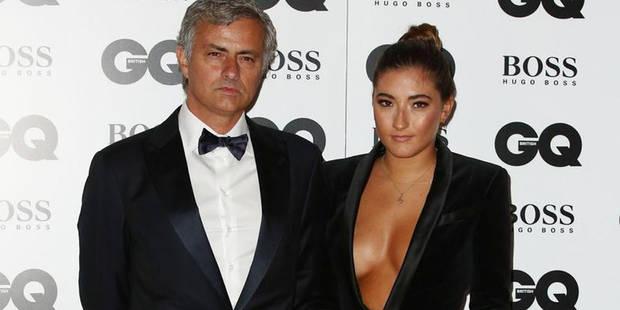 La fille de José Mourinho dévoile ses formes et affole la toile - La DH