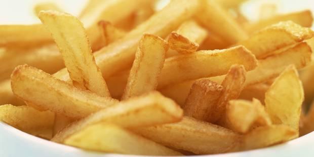 Des distributeurs de frites vont débarquer dans les lieux publics - La DH
