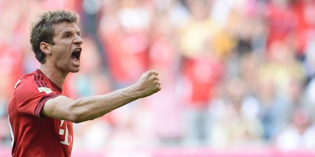 Bundesliga: le Bayern au forceps, Dortmund reste leader - La DH