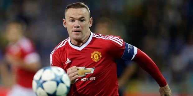 PSV-Manchester United: Wayne Rooney forfait - La DH