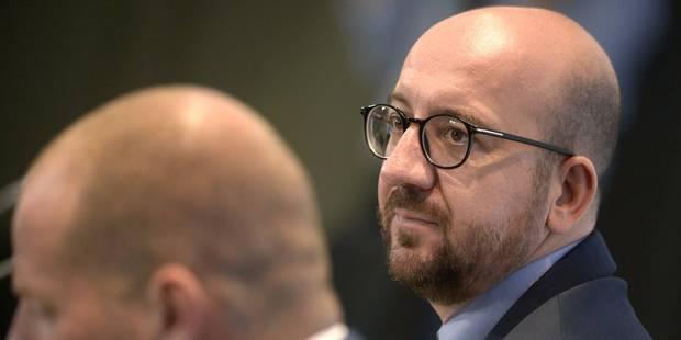 """Charles Michel: """"Urgent de renforcer le contrôle des frontières extérieures de l'Europe"""" - La DH"""