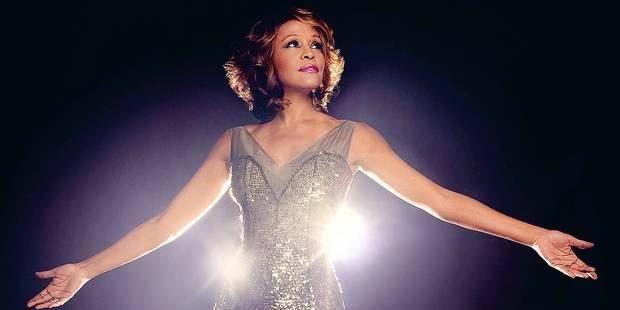 Publicity Photo of Whitney Houston circa 2009.