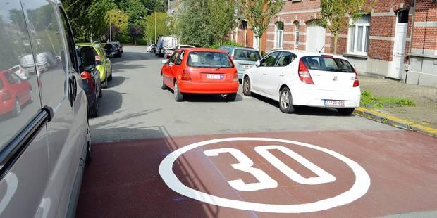 La zone 30 s'installe dans l'intramuros à Tournai - La DH