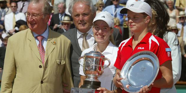 Les quinze grands moments du tennis belge - La DH