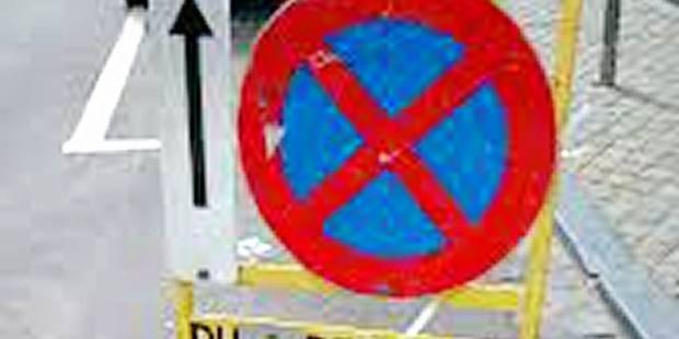 Tubize: une taxe sur les panneaux d'interdiction de stationnement - La DH