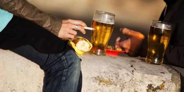 Le tabac et l'alcool menacent la longévité des Européens - La DH