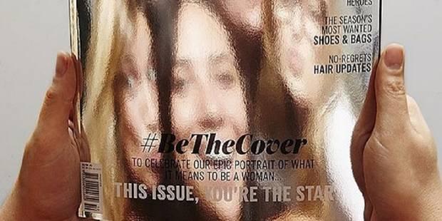Cette fois, c'est vous, la femme en Une de ce magazine ! - La DH