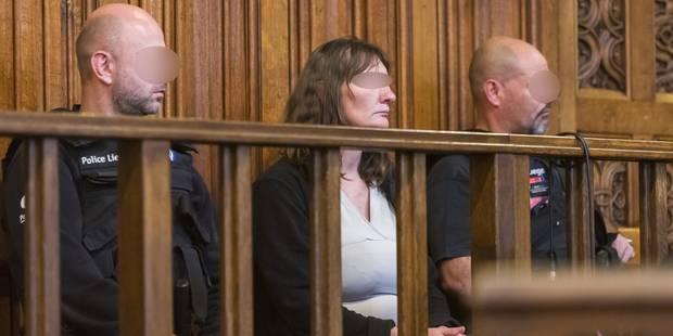 Bébé mort affamé: Jacqueline Romarin condamnée à 30 ans de prison - La DH