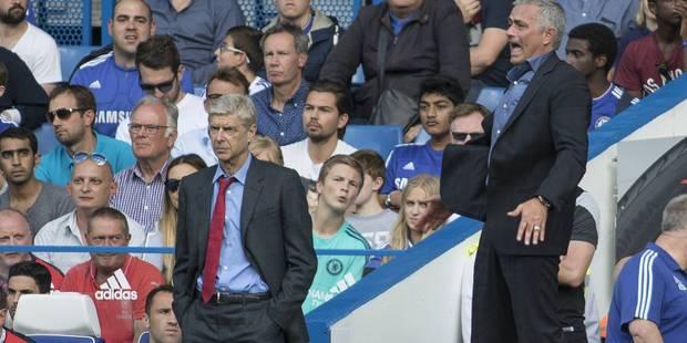 """""""Il est toujours le roi"""": quand Mourinho critique Wenger sans le nommer - La DH"""
