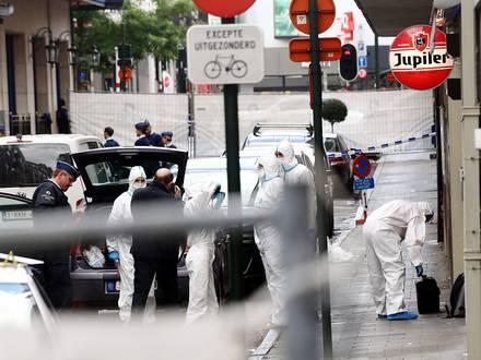 fait div rue de malines fusillade mortelle © BAUWERAERTS Didier