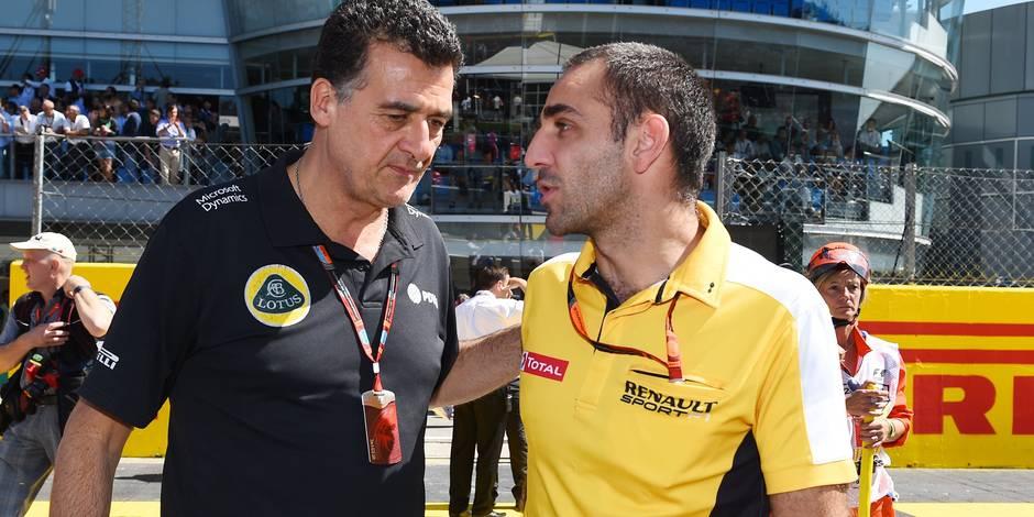F1: feu vert pour le rachat de Lotus par Renault